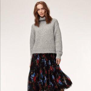 NWOT Aritzia Wilfred Montpellier Sweater